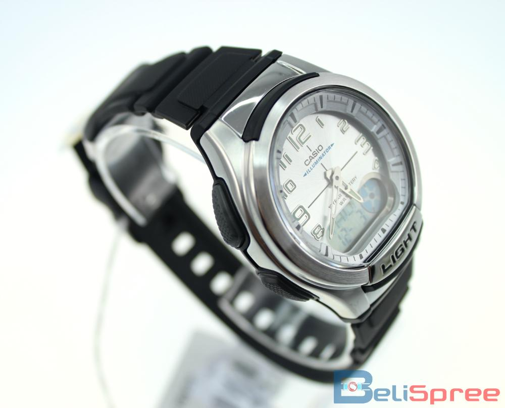 CASIO GENERAL WATCH AQ-180W-7B 100% ORIGINAL