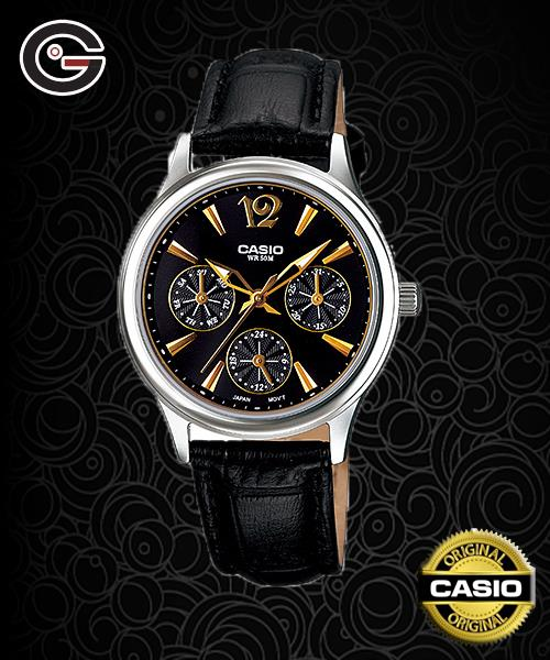 CASIO LTP-2085L-1A WATCH ☑ORIGINAL☑