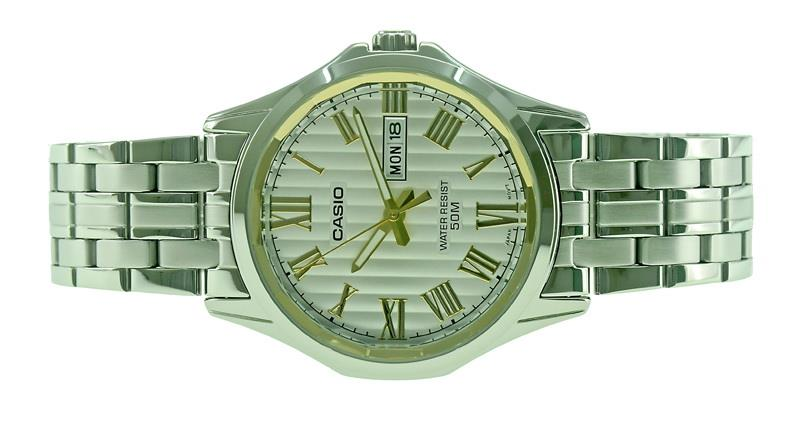 Casio Men Day, Date Watch MTP-E131DY-7AVDF