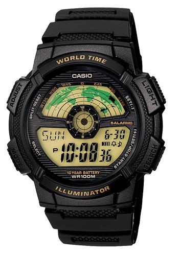 CASIO SPORT GEAR AE-1100W-1B 10 YEARS BATT LIFE