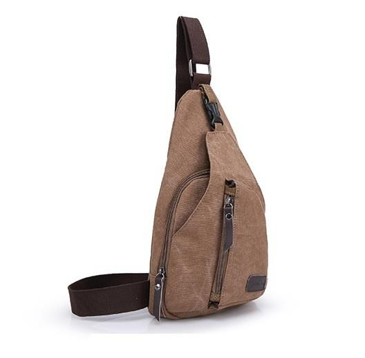 Casual Canvas Sling Bag / Shoulder B (end 2/12/2018 7:07 PM)