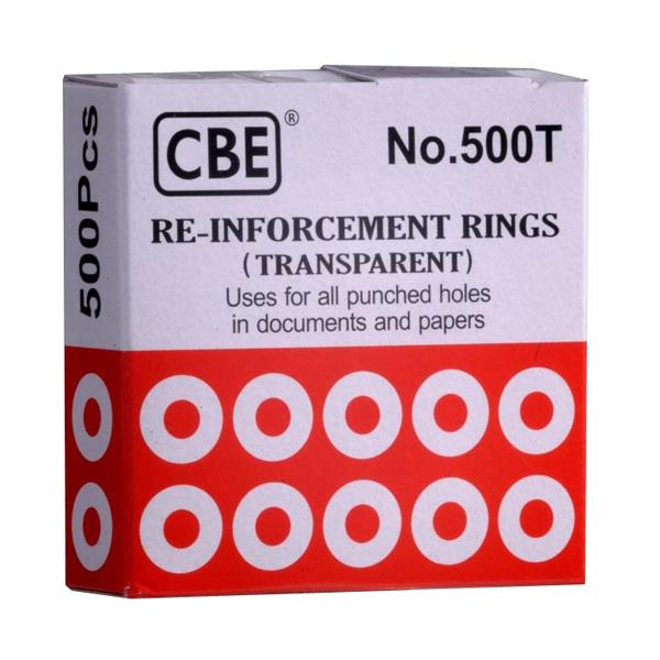 CBE 500T Reinforcement Ring (Trasnparent)