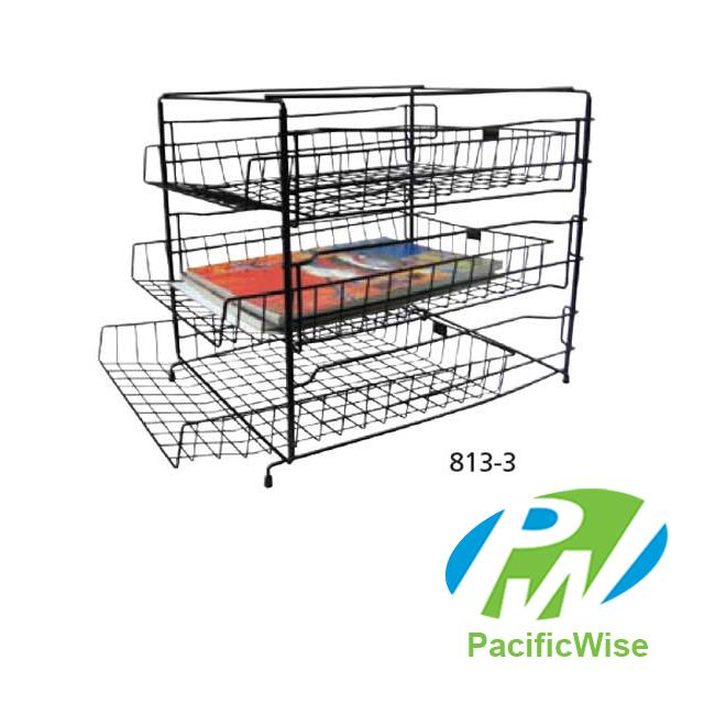 CBE 813-3 Wire Letter Tray (3 layer)