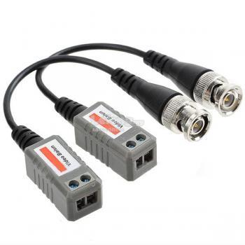 CCTV Camera Video Balun 1 CH Passive Video Transceiver