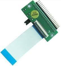 "CE ZIF to 2.5"" IDE 44pin Converter"
