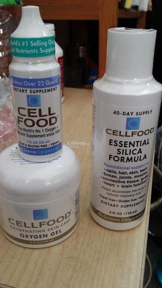 CELLFOOD Cellfood Oxygen Supplement