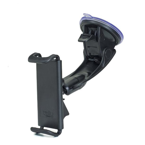 Celly Flex 9 7' Universal Windshield and Dashboard Car Mount Holder