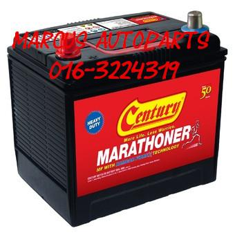 CENTURY MARATHONER NS70L CAR BATTERY