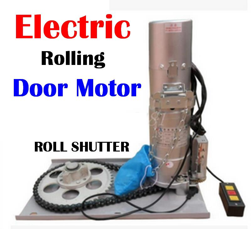 Chain Electric Rolling Door Motor Ro End 7 12 2016 5 53 Pm
