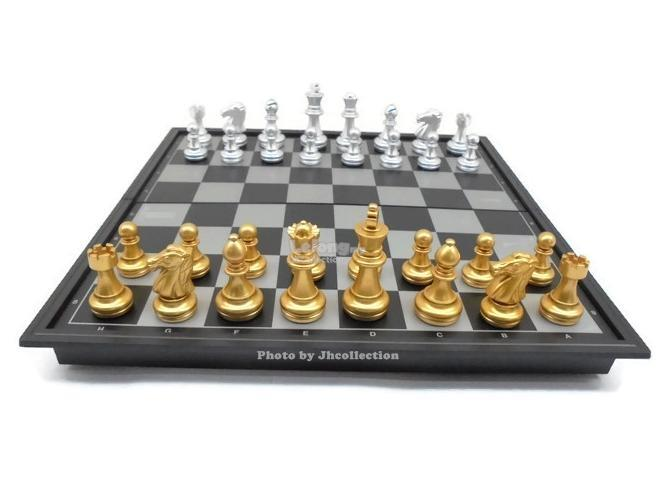 Chess ( Folding Magnetic Board )