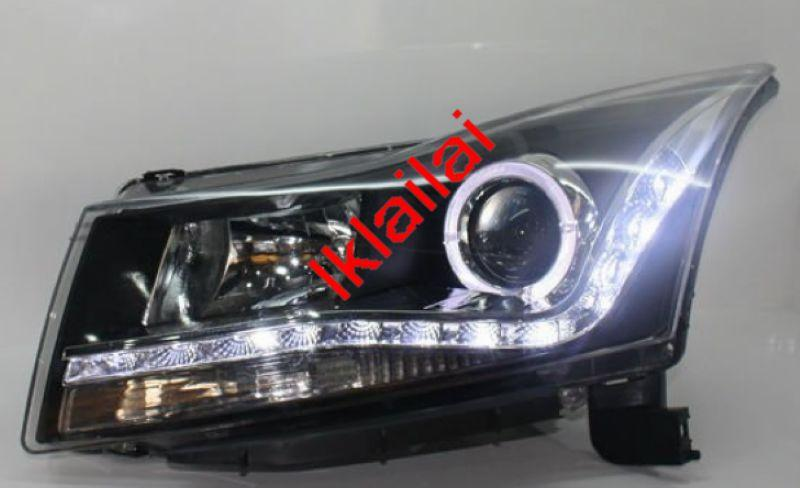 CHEVROLET CRUZE '08-11 Projector LED HEAD LAMP R8 DRL [1-pair]