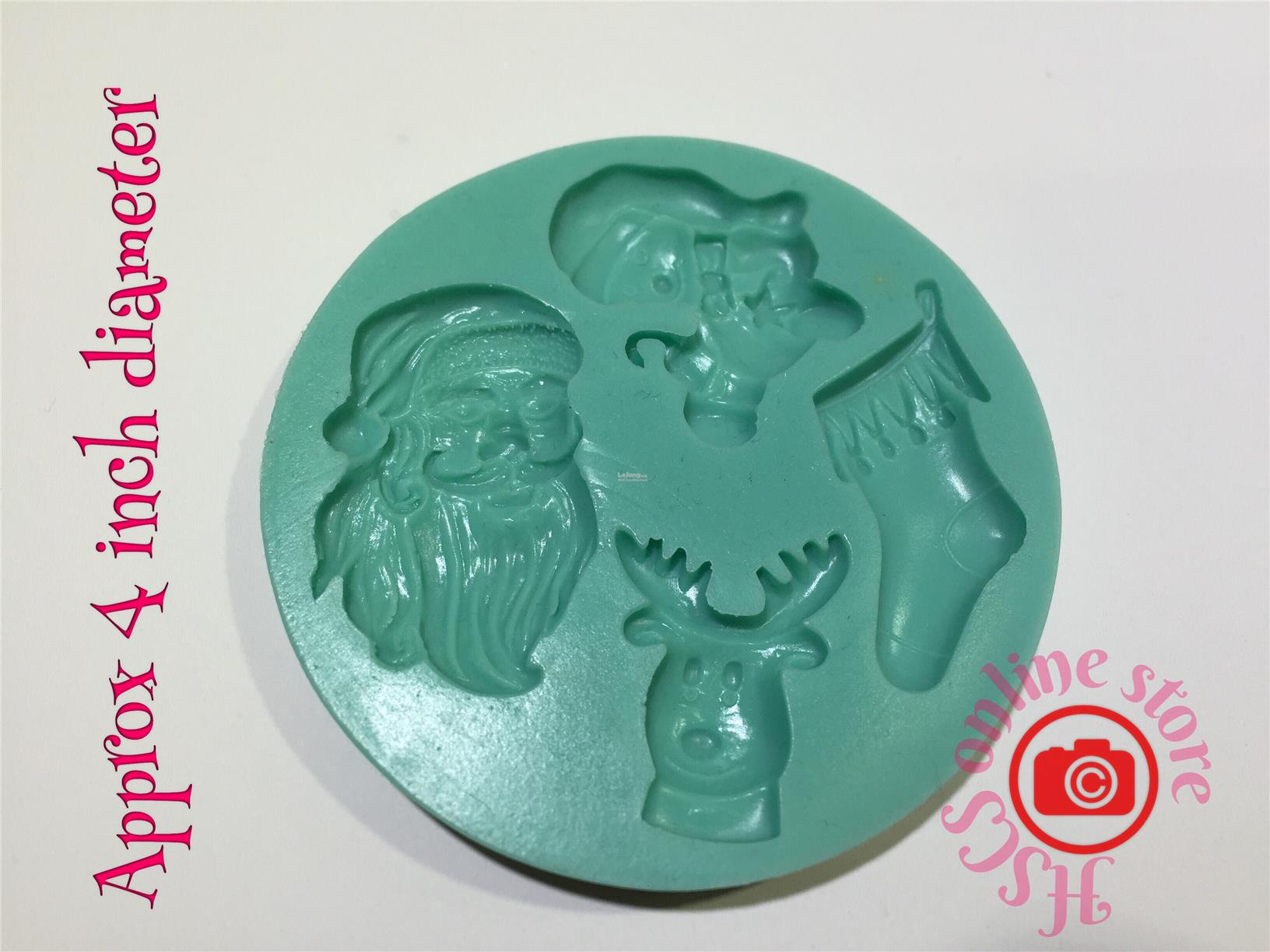 Christmas Theme Molds