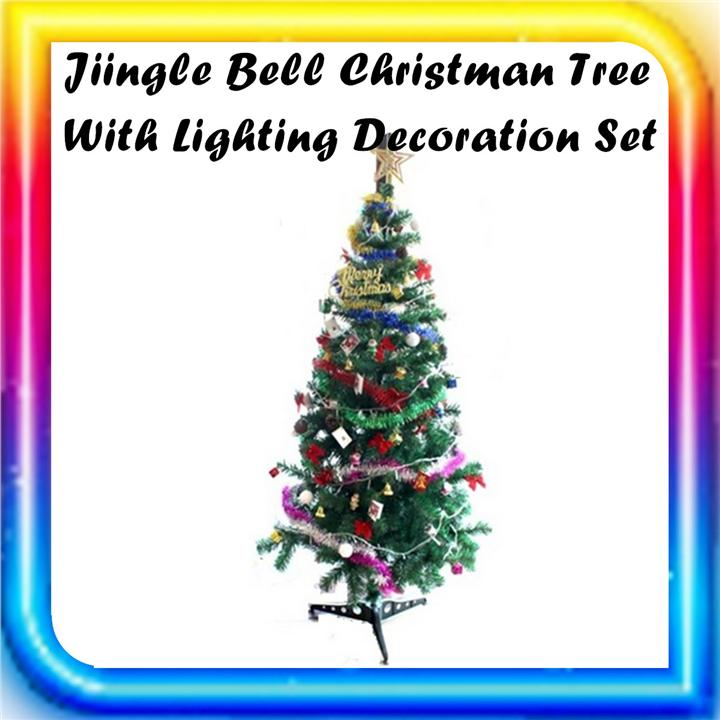 Christmas Tree &gt&gt&gt FREE  Lighting Decoration (SET)