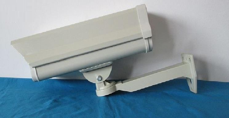 CHS002 CCTV Camera Top Opening Housing Casing