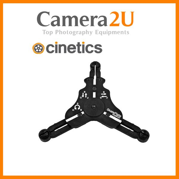 NEW Cinetics CineSkate Plate Only