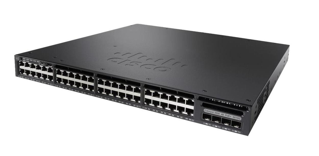 Cisco Catalyst 3650 48 Port Data 2x10G (WS-C3650-48TD-E)