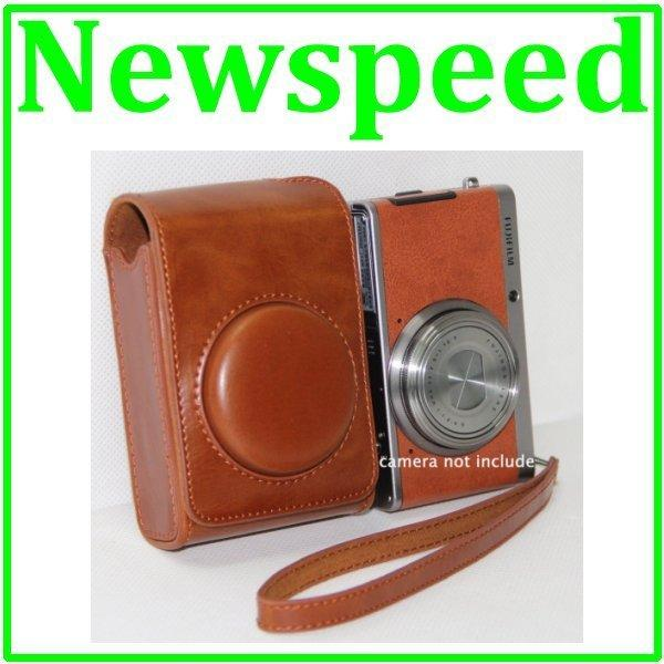 Clearance Leather Case for Fuji Fujifilm XF1 Digital Camera