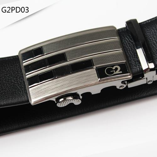 Clearance Men's Leather Belt fG2PD03
