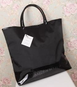 CLEARANCE Simple Black Casual Shoulder Bag