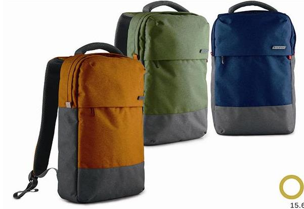 CLIPTEC OMBRE 15.6' Notebook Backpack Laptop Bag CFP105