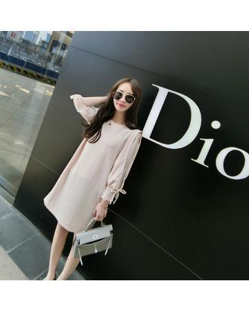 [CM69262P] Fashion Korea Fashion Dress Pink
