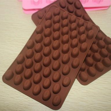 Coffee Bean Silicone Mould