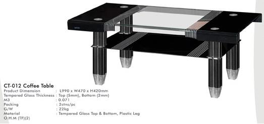 Coffee Table (CT-012)