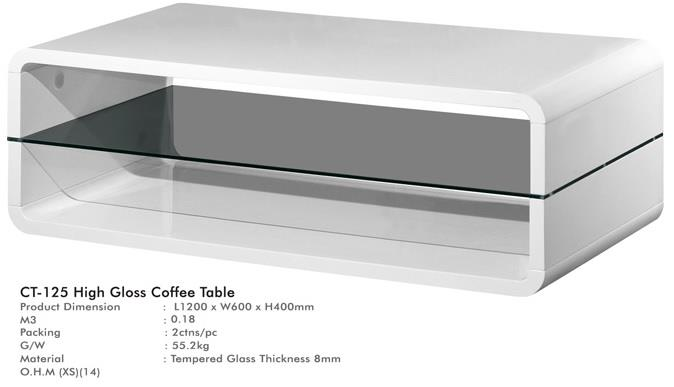 Coffee Table (CT-125)