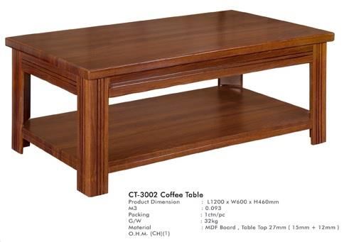 Coffee Table (CT-3002)