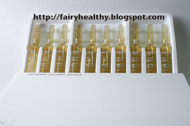 Collagen Ampoules for Makeup