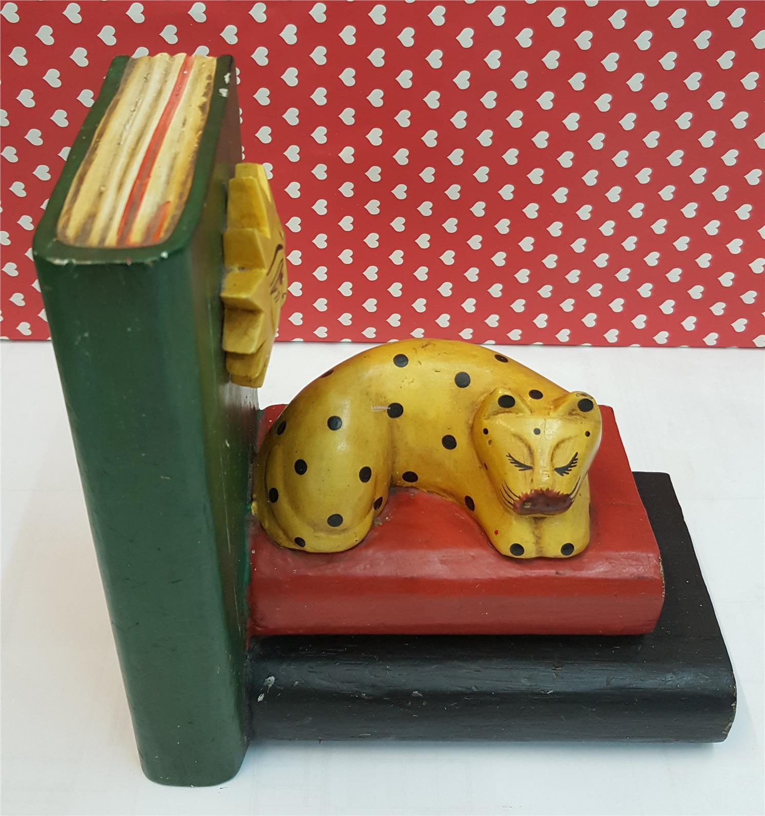 collectible t cat bookstand woo end 12 3 2017 12 15 am