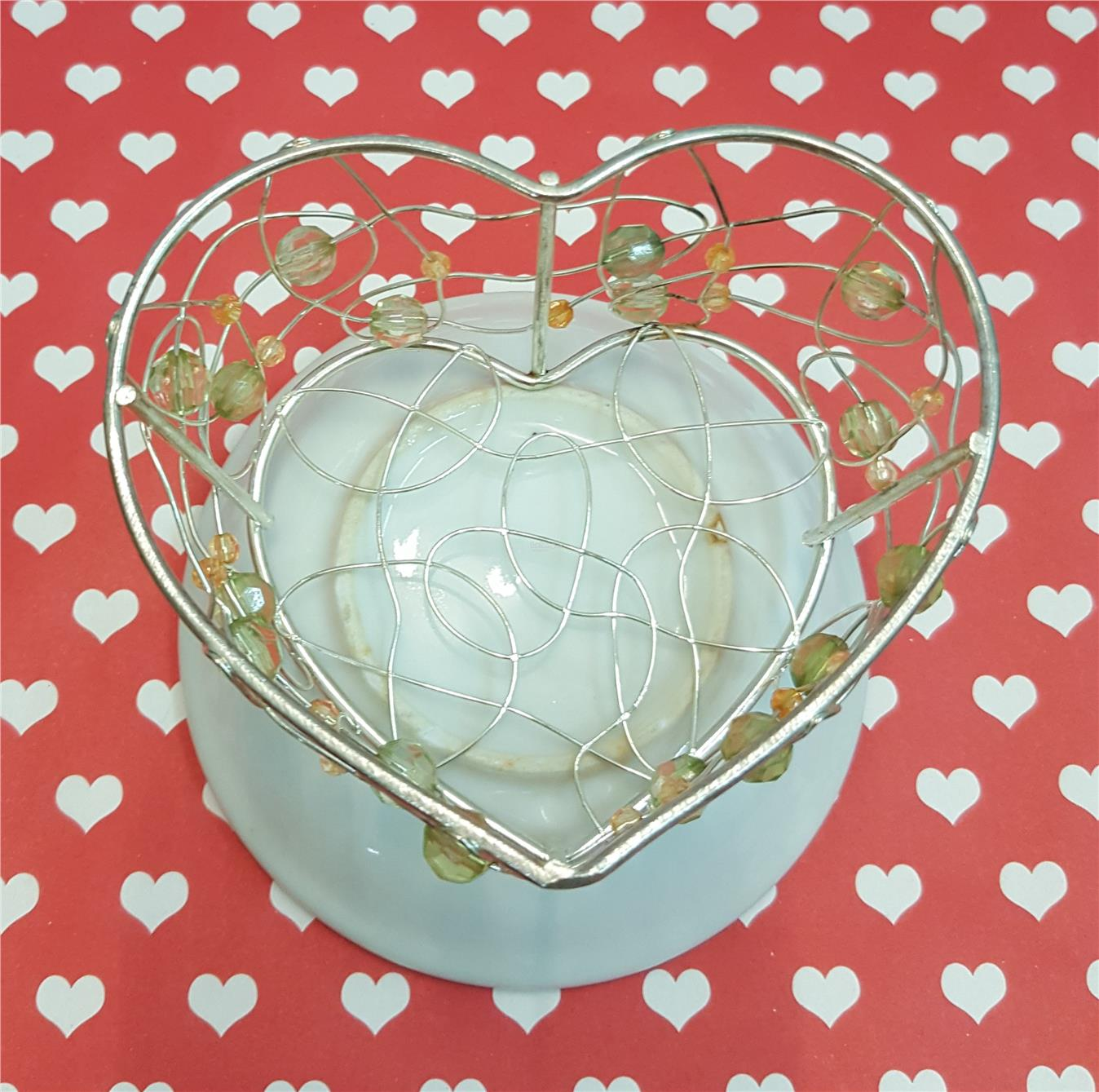 Collectible Gift Holder - Love-Shaped