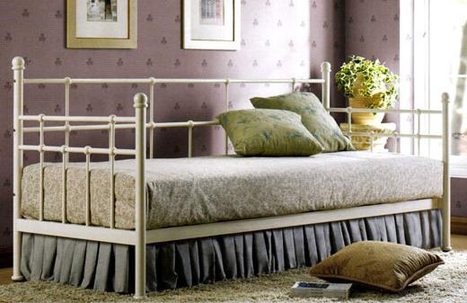 Comfort Metal Day Bed