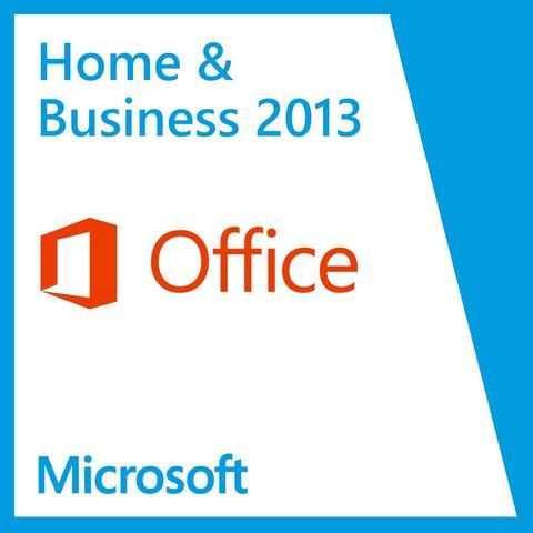 Commercial Ms Office13 Home & business with key Card+Win 8 interprise