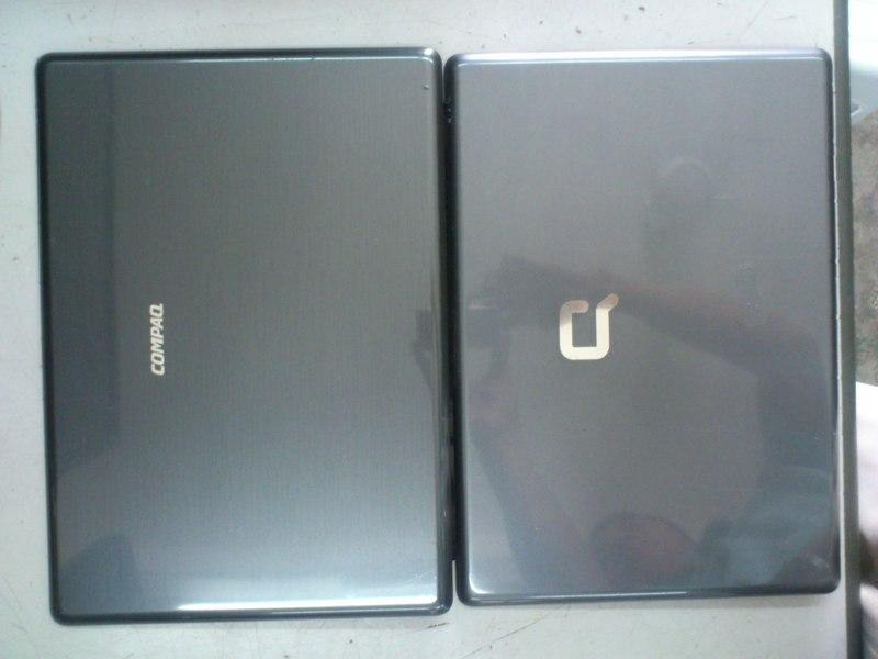 Compaq Presario V3000 Notebook LCD Cover Back 030713