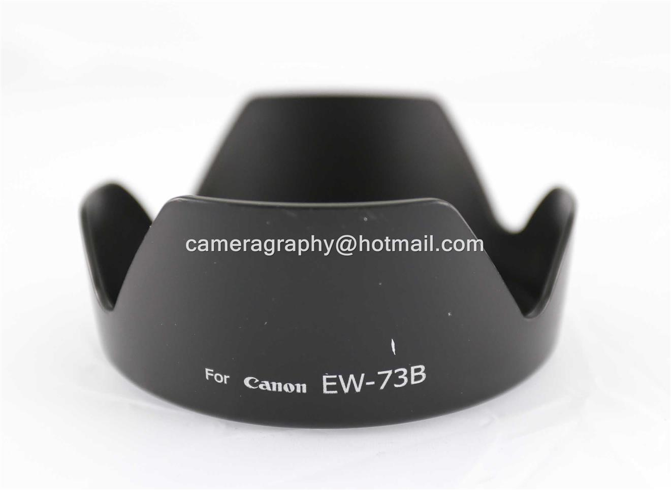 Compatible EW-73B Lens Hood for Canon 18-135mm STM 18-135mm