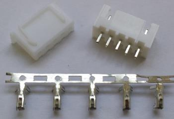 Connector Set 2.54mm pitch 5Pin