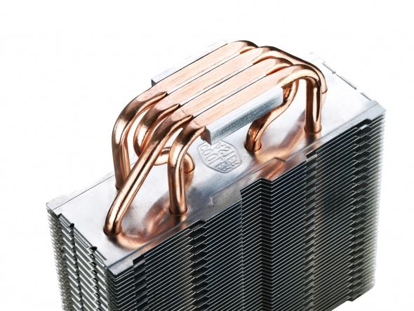Cooler Master CM Hyper T4 CPU Cooler with 4 Direct Contact Heatpipes