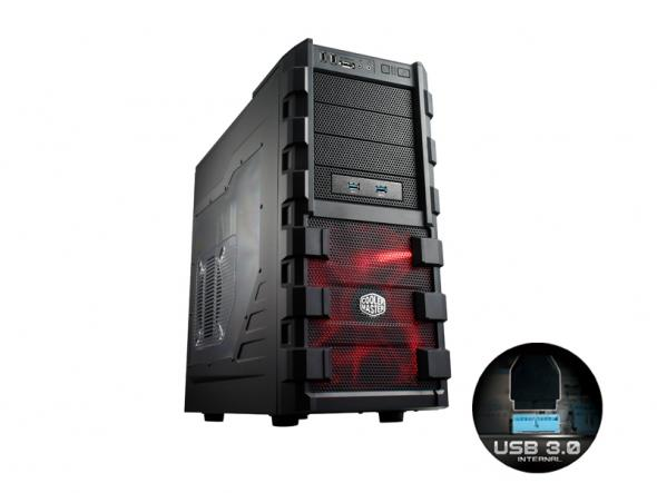 COOLER MASTER HAF 912 ADVANCED MID TOWER CASE