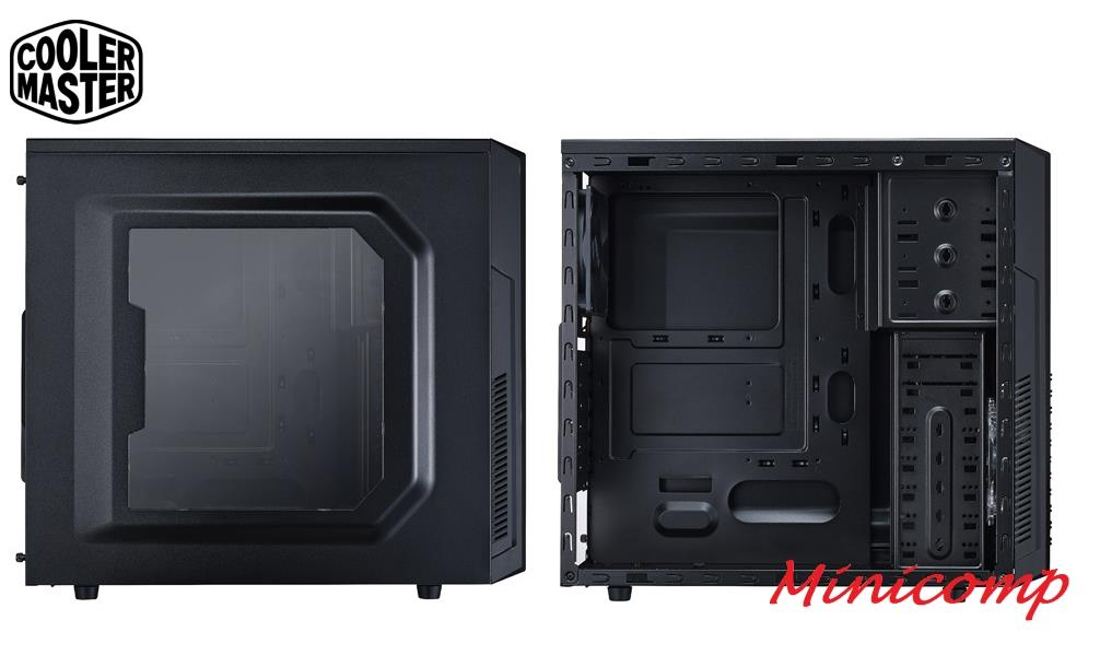Cooler Master K282 Mid-Tower ATX Casing Case