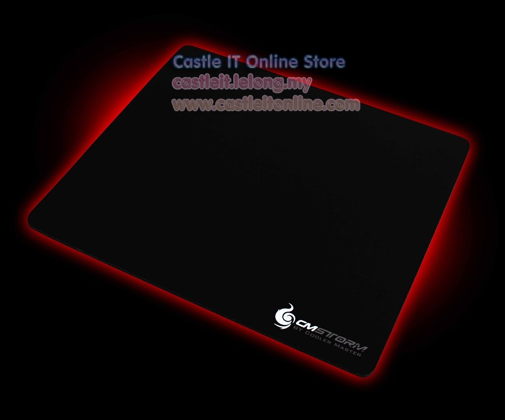 COOLER MASTER Mouse Pad Storm SPEED-RX MAT (LARGE) SGS-4030-KLMM1