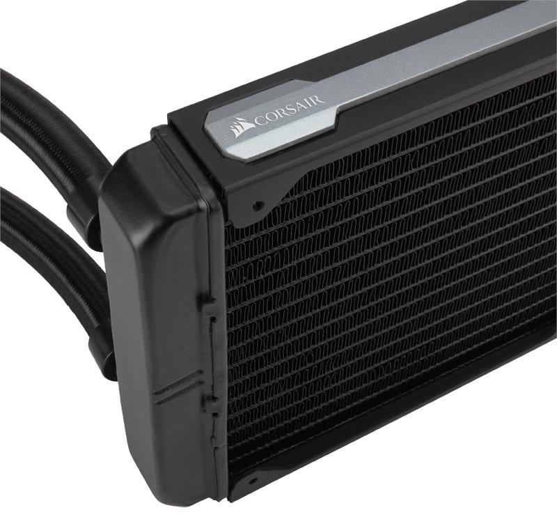 CORSAIR Hydro Series H115i 280mm Extreme Performance Liquid CPUCooler