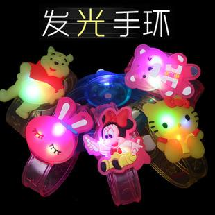 Creative Cartoon Flashlight Bracelet