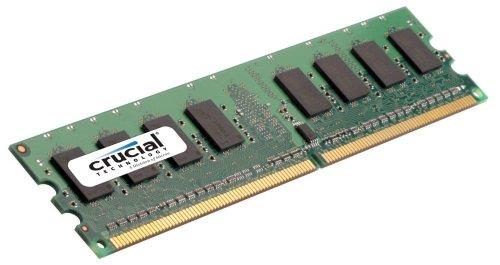 # CRUCIAL Value DDR3-1600 Single Memory # 2GB | 4GB | 8GB