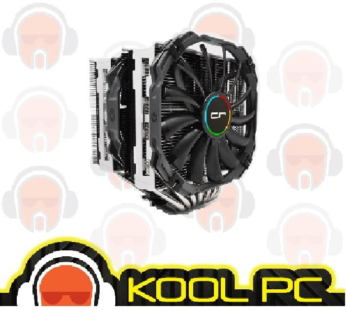CRYORIG R1 Universal Dual Tower Heatsink for AMD/Intel CPU-Wh