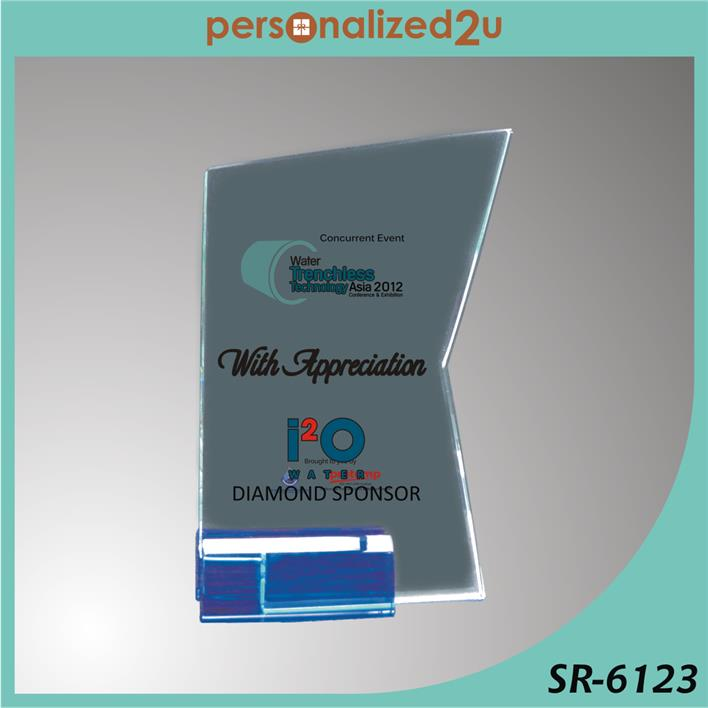 Crystal Awards SR-6123