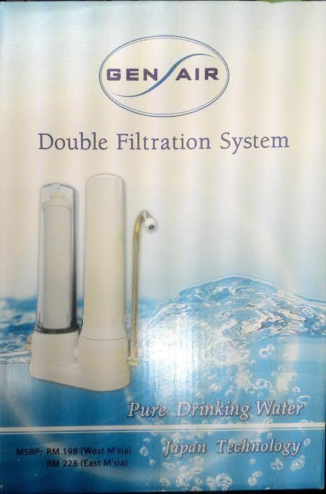 CTC Double Water Filter