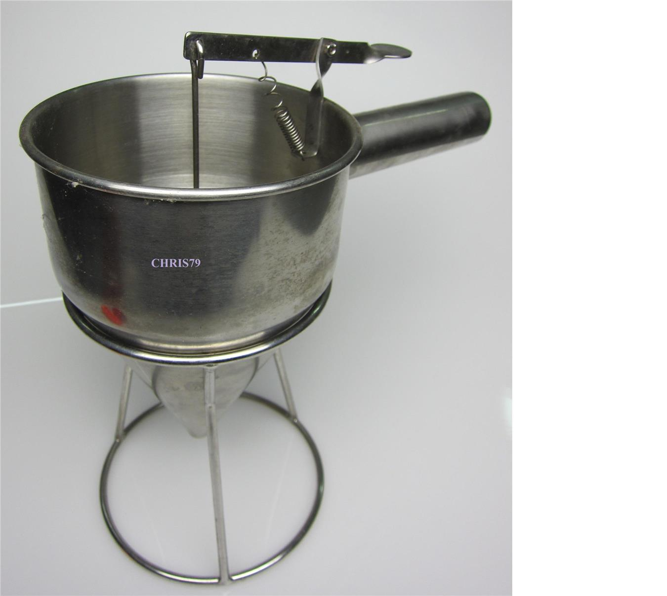 CUP CAKE MAKER STAINLESS STEEL