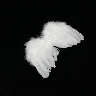 Cute 0-12 Months Baby Angel Feather Wings Photo Photography Props