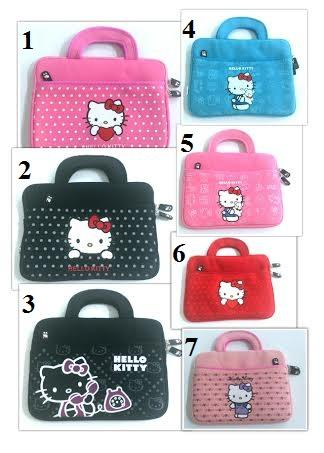 Cute Hello Kitty bag for Ipad 2,3 and 4